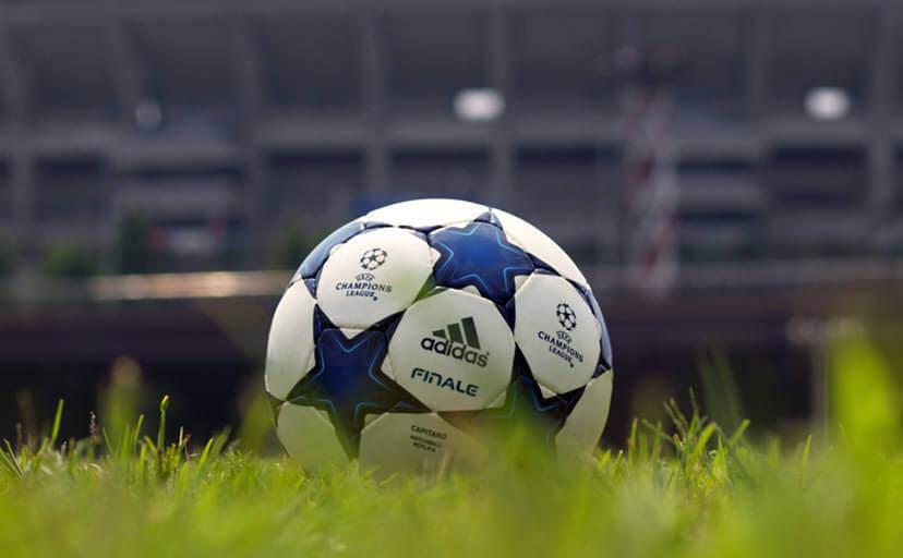 サッカーボール(フリー写真)