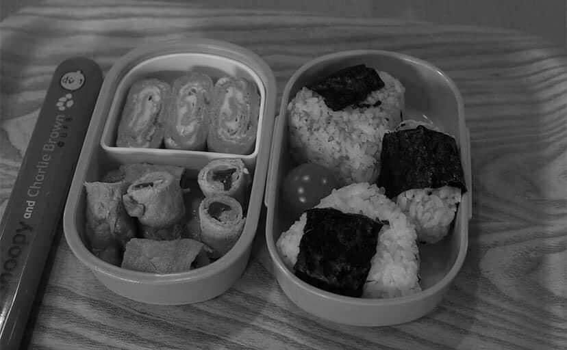 お弁当(フリー写真)