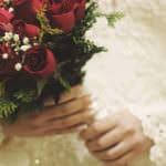 一人娘が嫁に行った