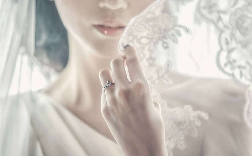 花嫁(フリー写真)