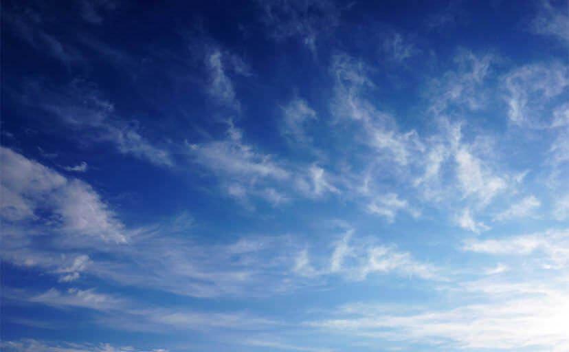 青空(フリー写真)