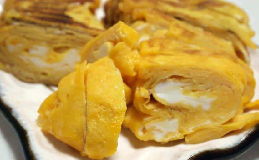 卵焼き(フリー写真)