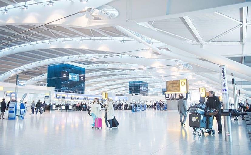 空港(フリー写真)