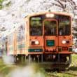 ローカル電車(フリー写真)