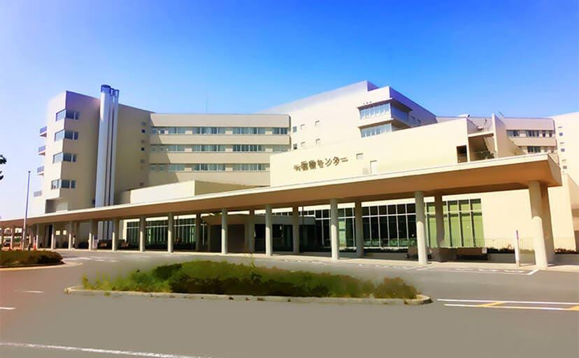 病院(フリー素材)