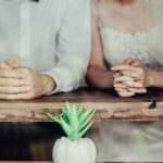 結婚式場の小さな奇跡
