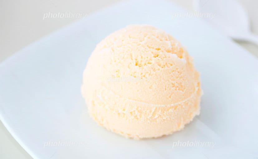 アイスクリーム(フリー写真)