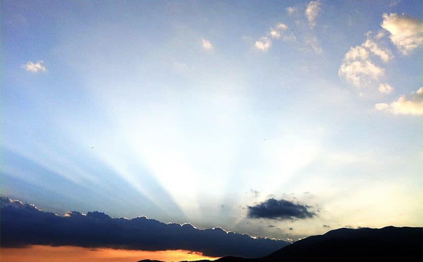 空(フリー写真)